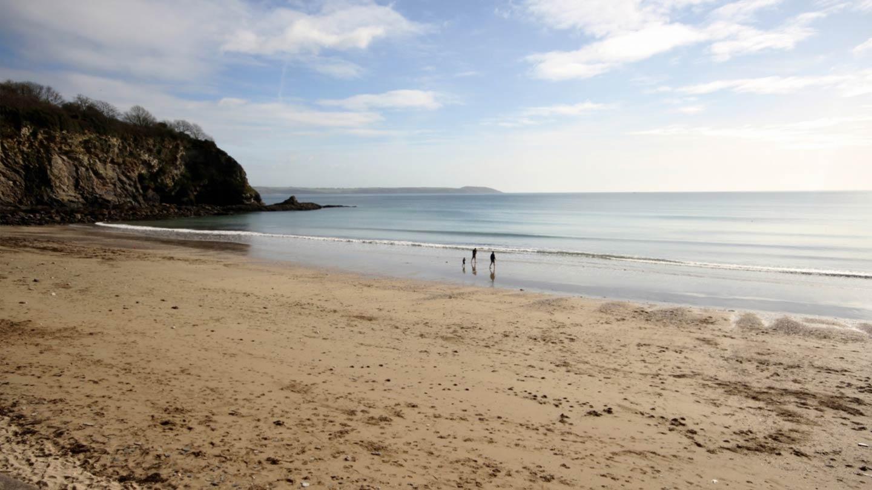 Final Straw MCS Great British Beach Clean at Porthpean!