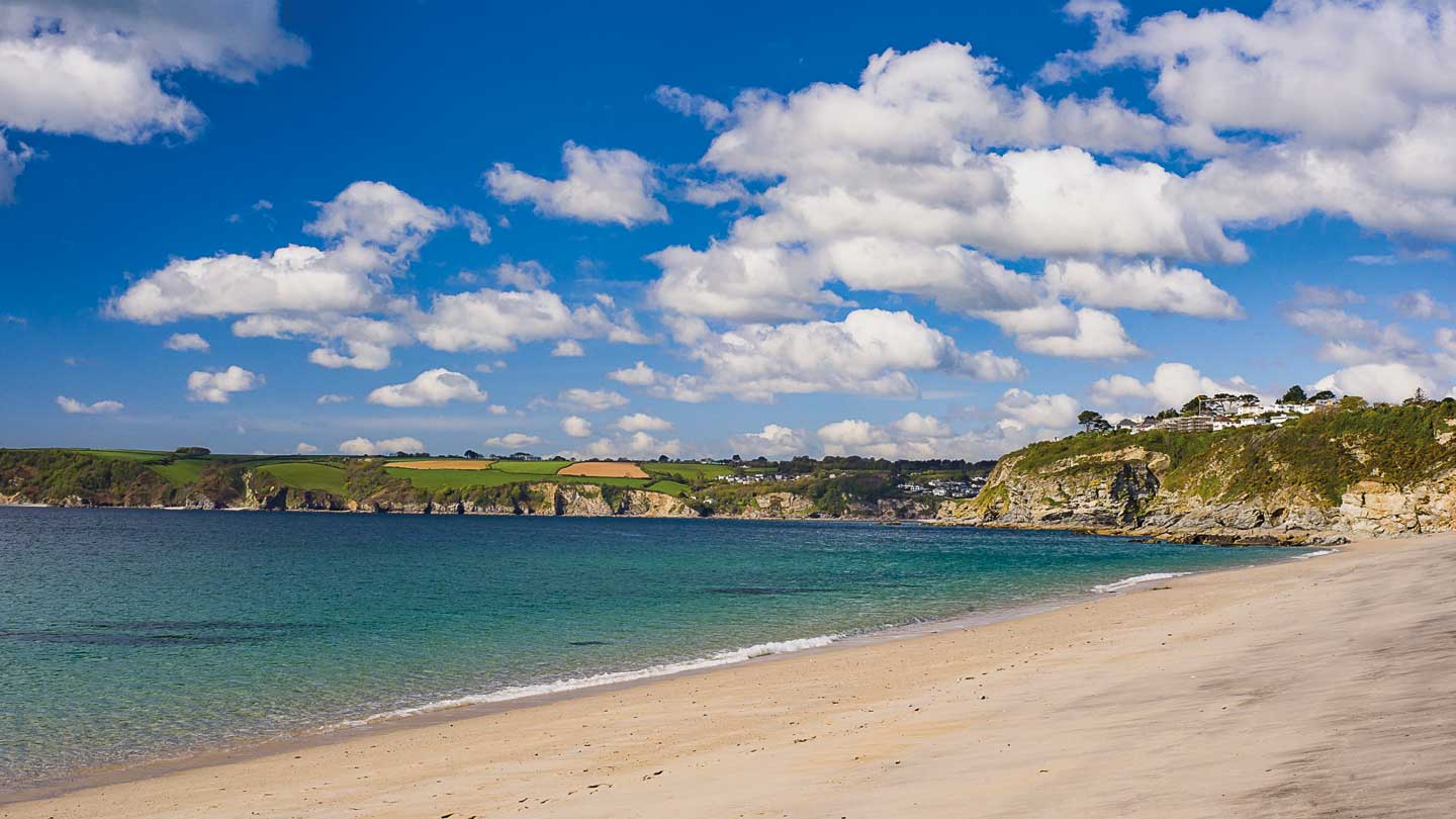 Carlyon Bay Beach | Discover St Austell