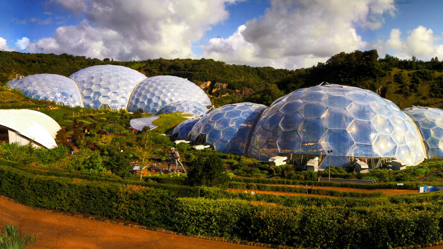St Austell | The Eden Project