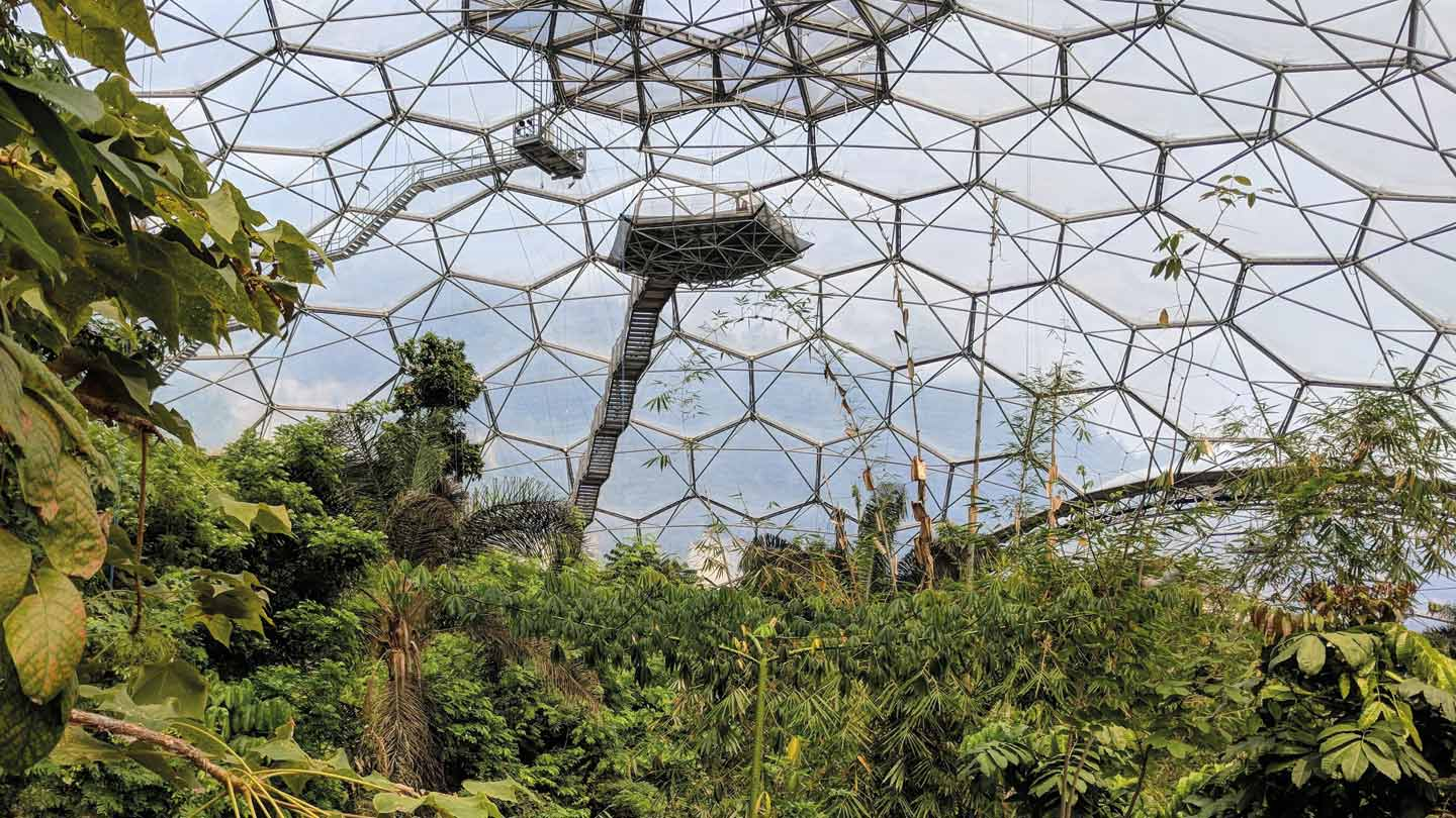 Eden Project to Par Clay Trail | Discover St Austell