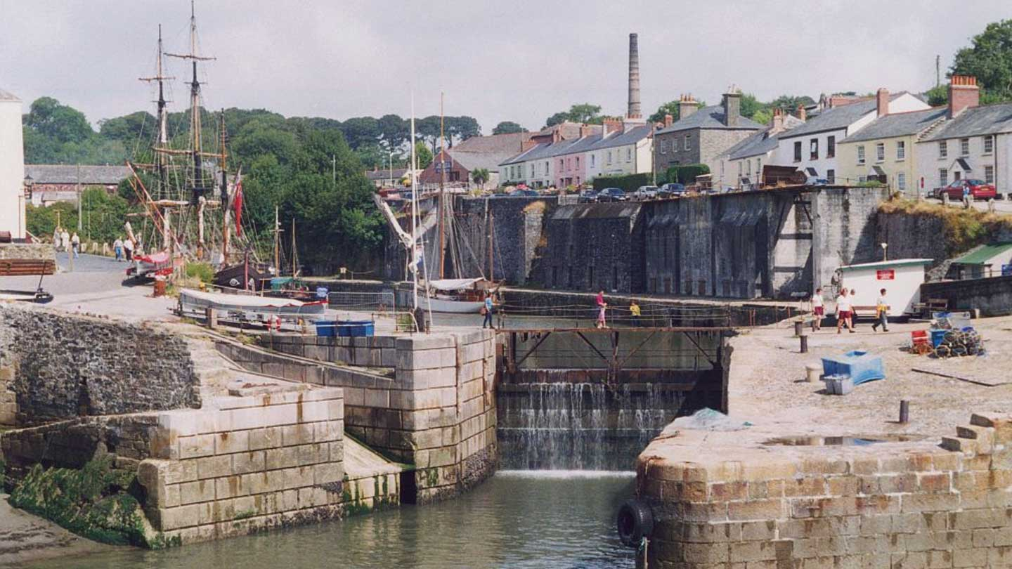 Charlestown | Discover St Austell
