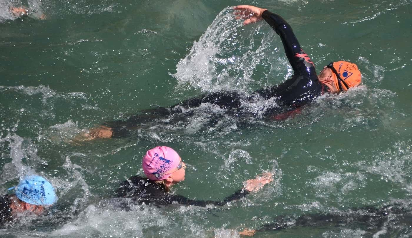 5km Harbour to Harbour Sea Swim 2019
