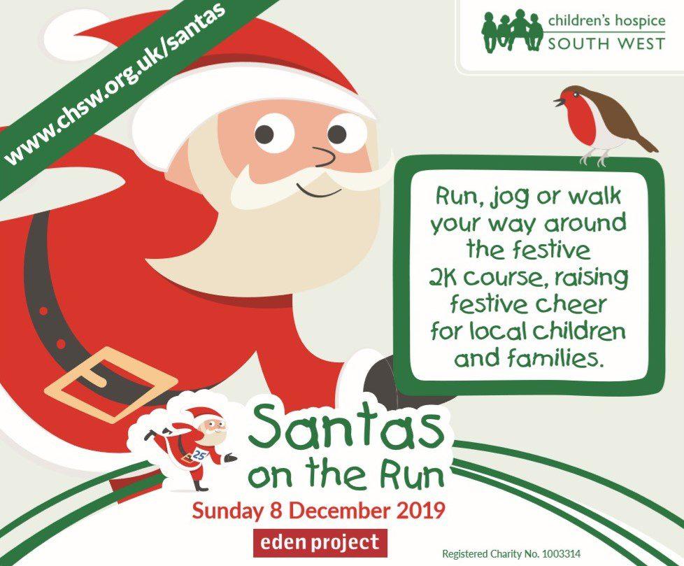 Santa's on the Run