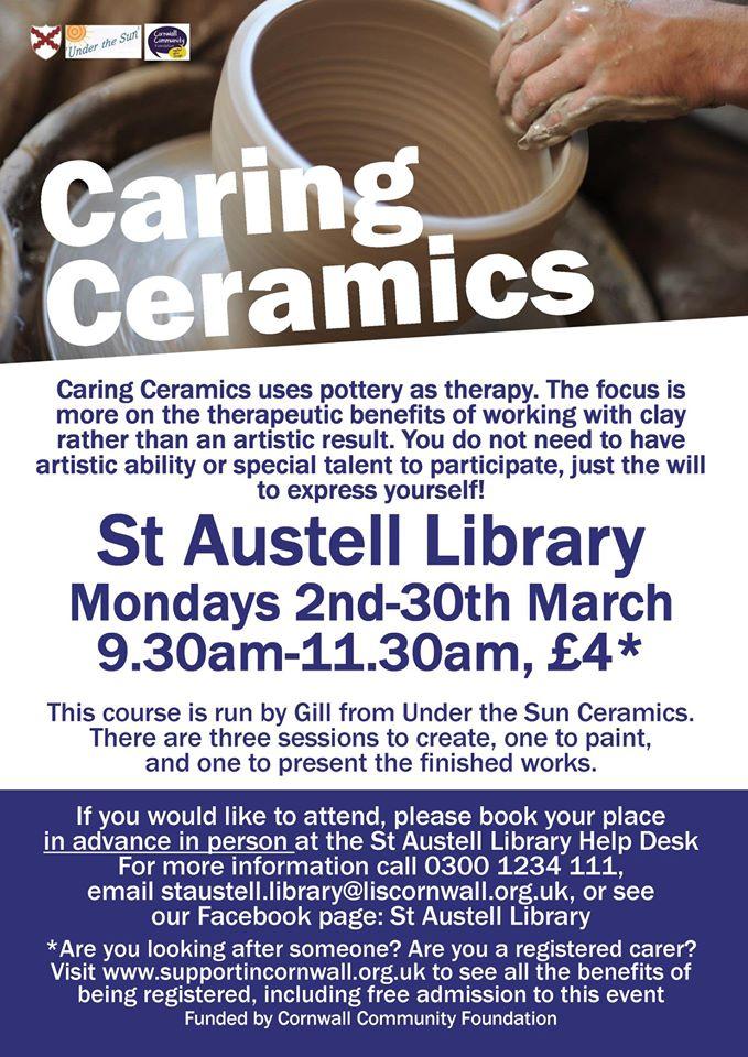 Caring Ceramics