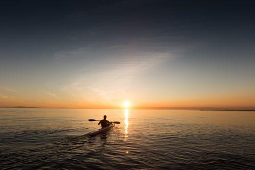 September Sunrise Paddle