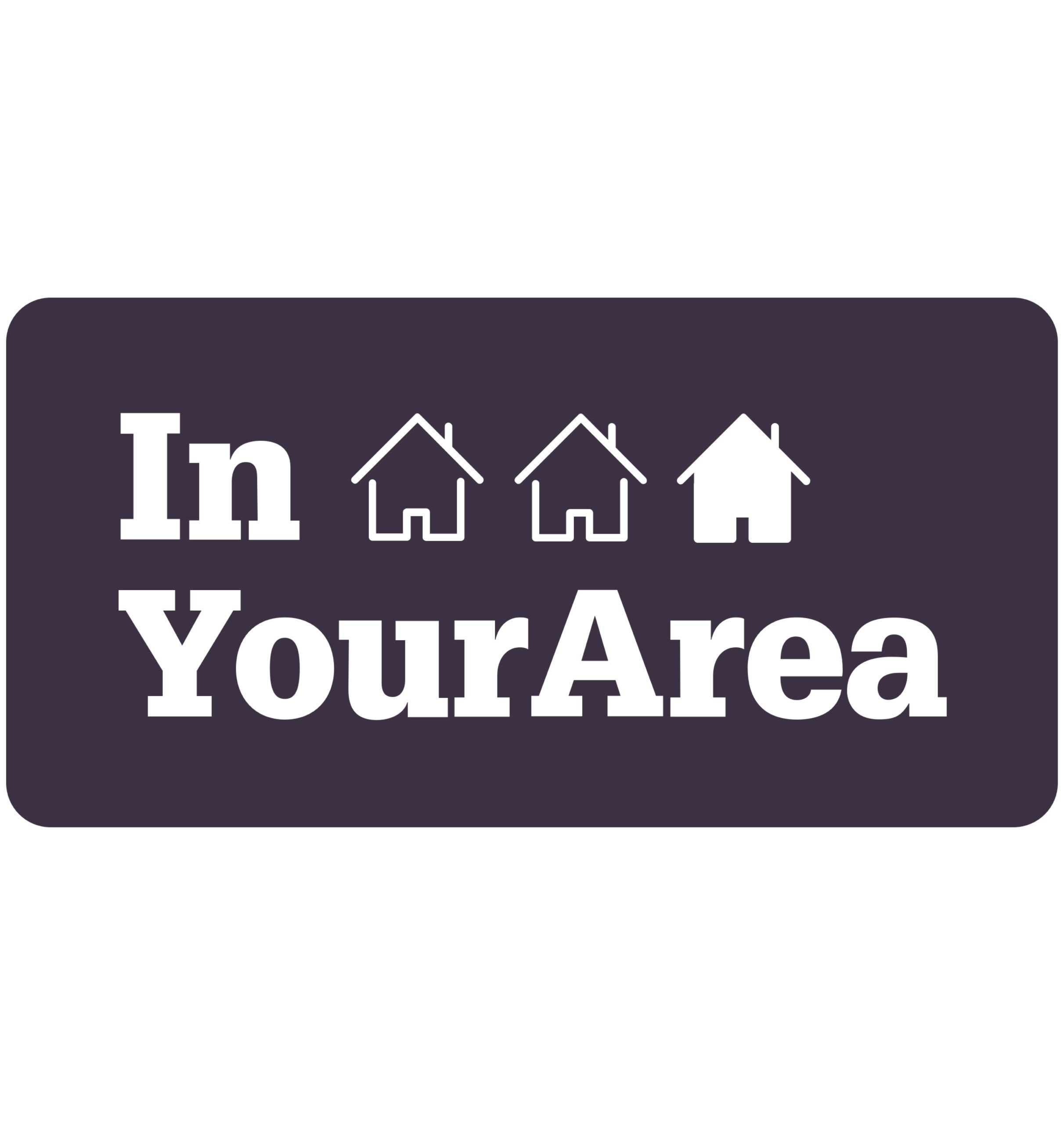 In Your Area logo