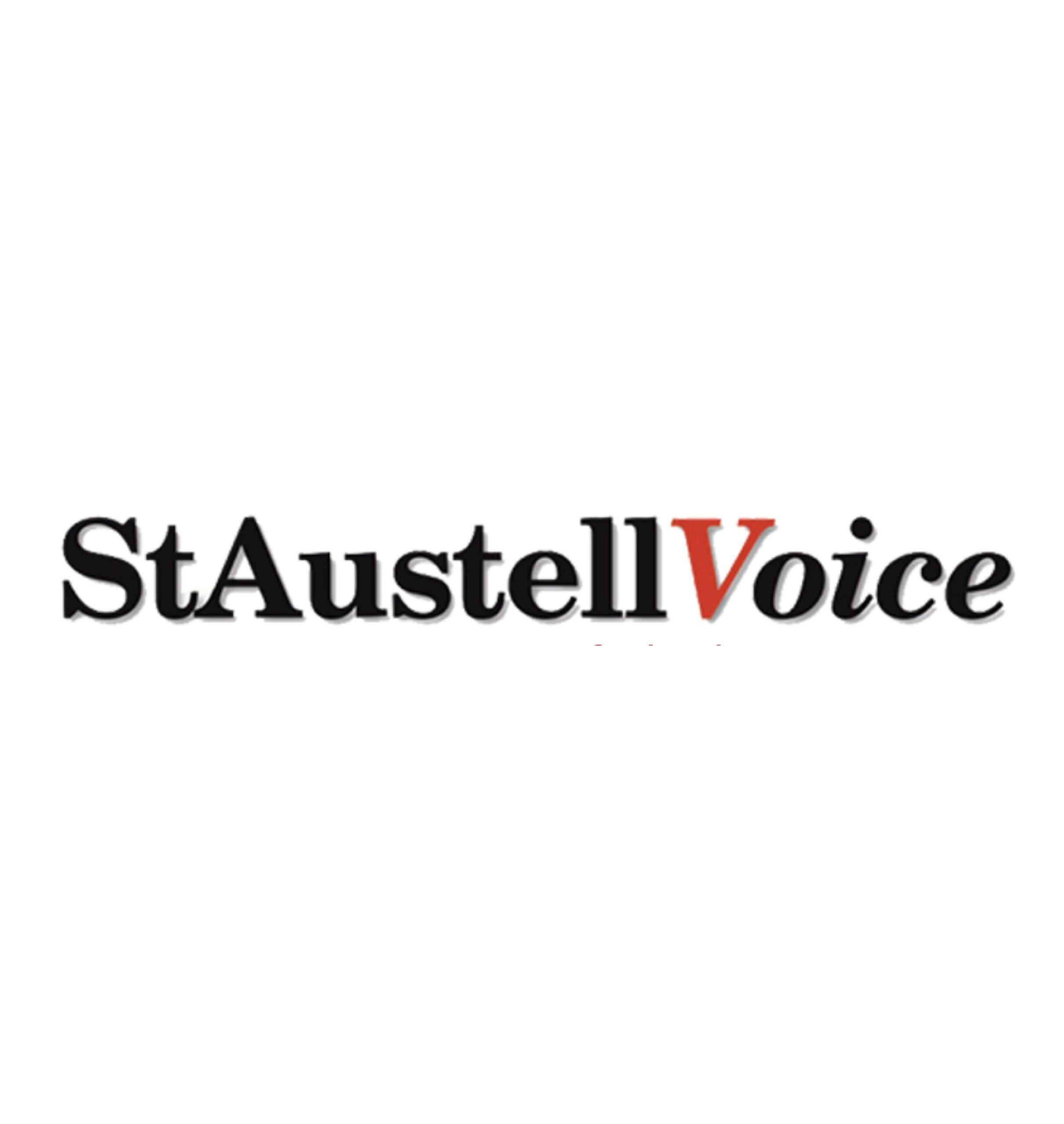 St Austell Voice Logo