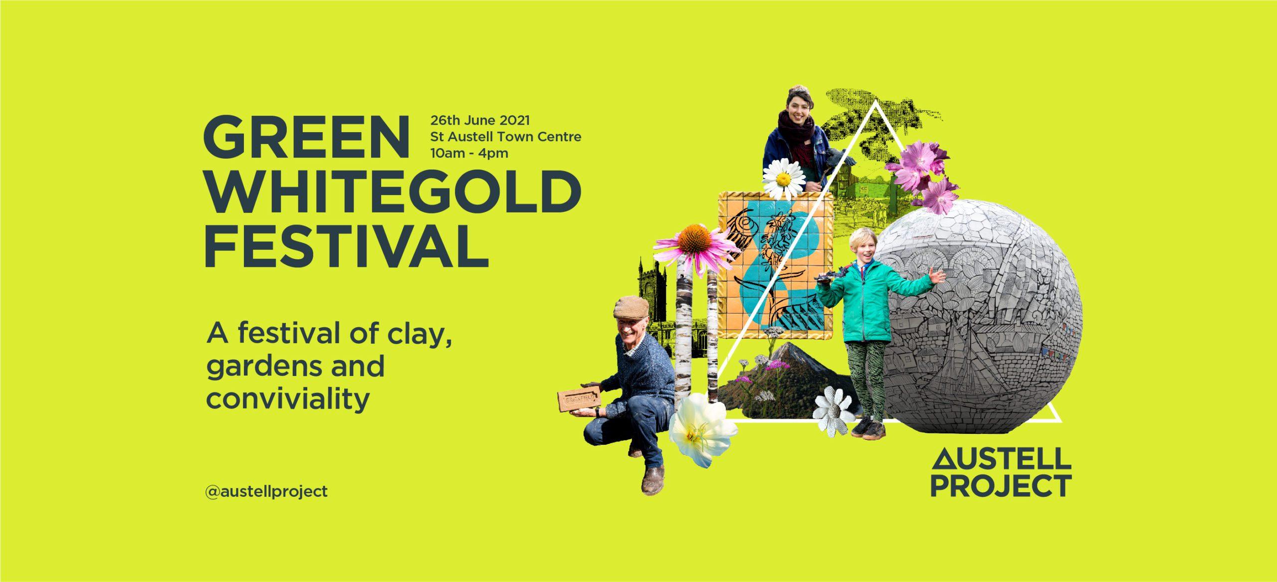 Poster for the Whitegold Festival