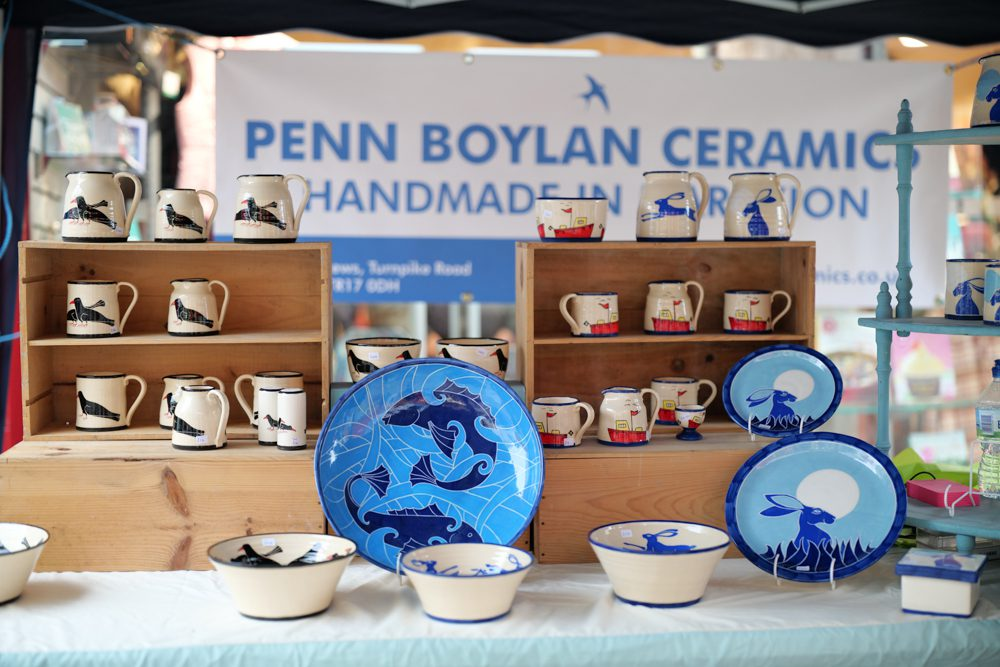 Penn Boylan Ceramics works